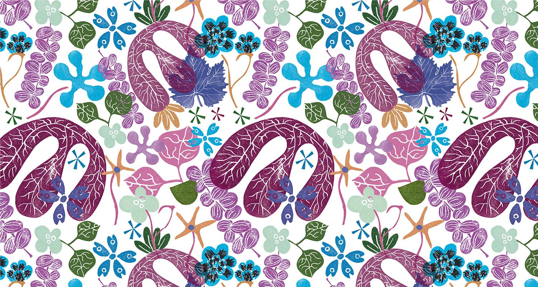garden at your feet (colores)
