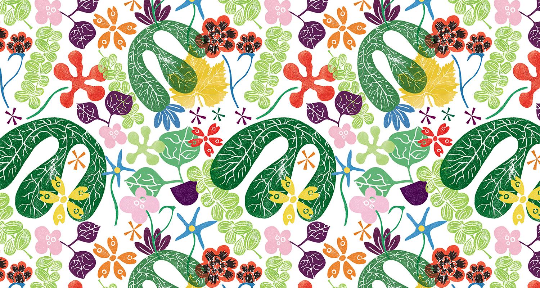 garden at your feet