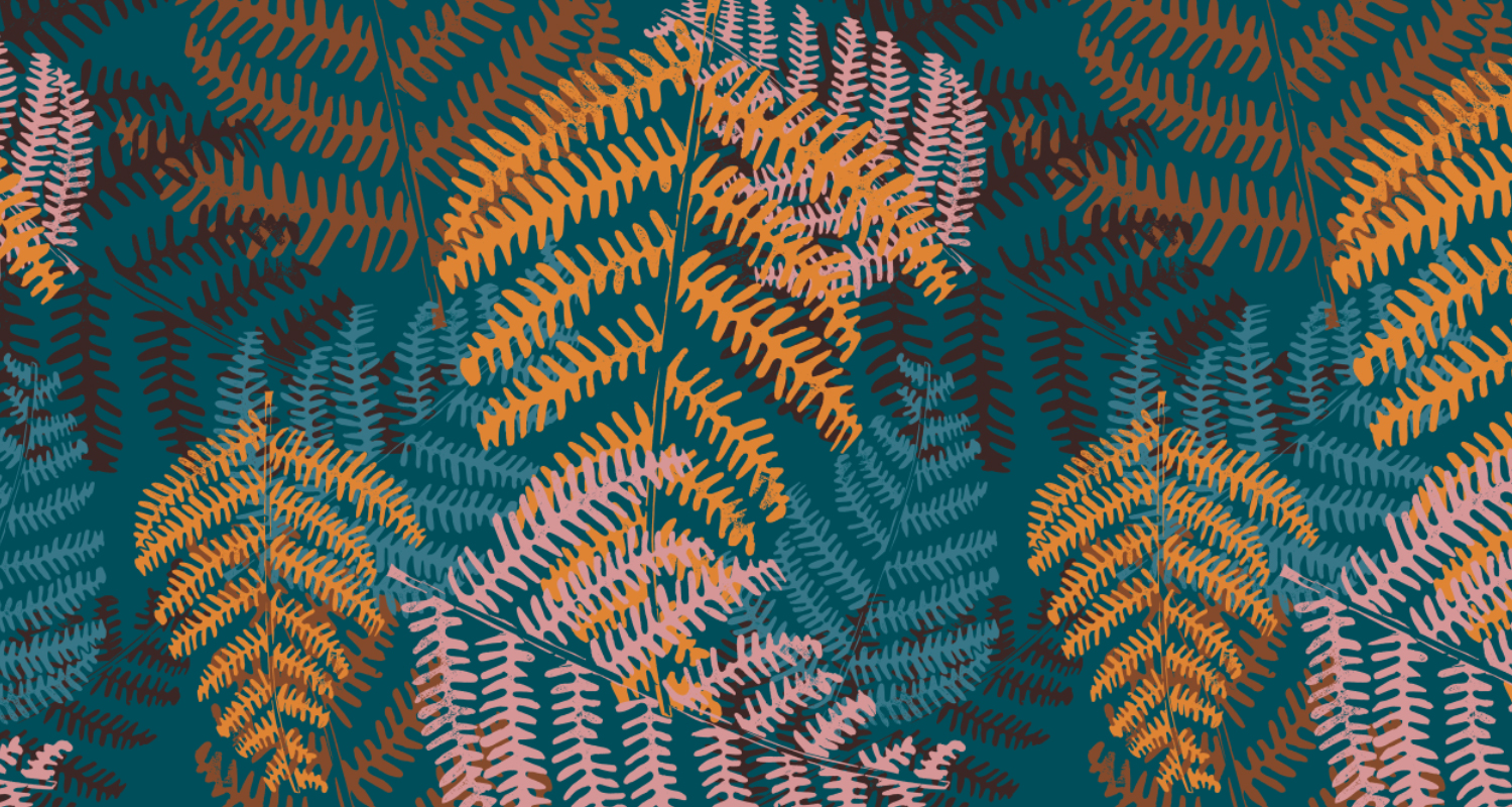 ferns (autumn)