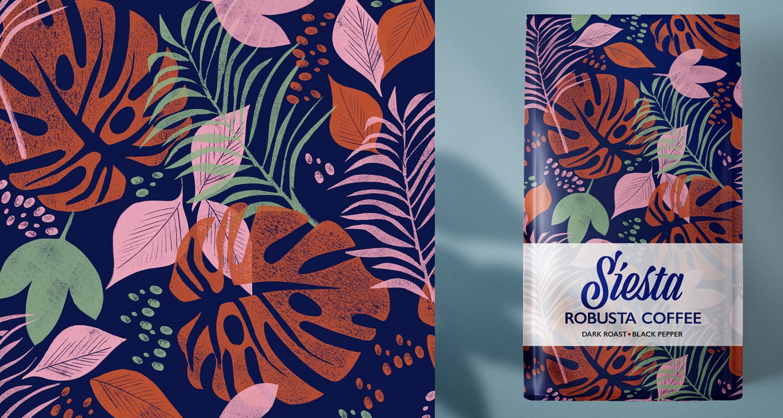 tropical-garden_siesta-coffee_blue