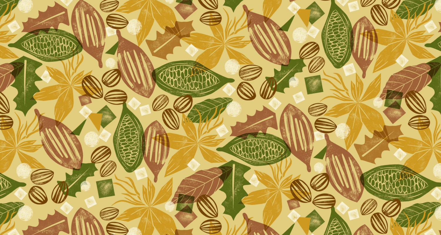 ElCorteIngles_Christmas_sweets2_almonds_pattern