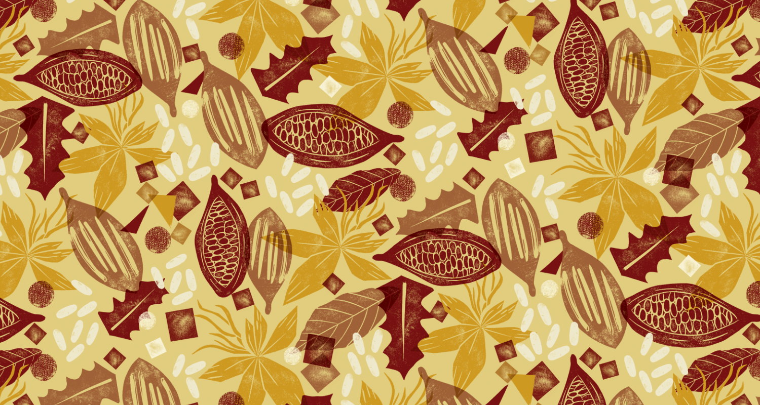 ElCorteIngles_Christmas_sweets2_darkchocolate_pattern